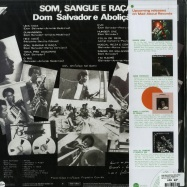 Back View : Dom Salvador & Abolicao - SOM, SANGUE ERACA (LP) - Mad About Records / MAR 4
