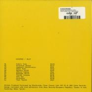 Back View : Elecktroids - ELEKTROWORLD (CD) - Clone Classic Cuts / C#CC035CD