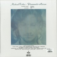Back View : Michael Rother - FLAMMENDE HERZEN (LP) - Groenland / LPGRON205