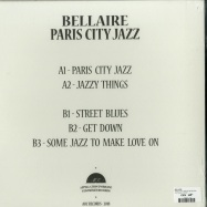 Back View : Bellaire - PARIS CITY JAZZ EP (B-STOCK) - AOC Records / AOC001