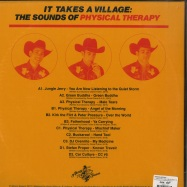 Back View : Various Artists - IT AKES A VILLAGE THE SOUNDS OF PHYSICAL THERAPY - Allergy Season / ALLERGYFREE012