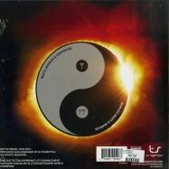 Back View : DJ Tigerstyle - DUO - Turntable Training Wax / TTW014