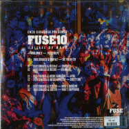 Back View : Enzo Siragusa presents - A Decade of Rave Volume 2 (2LP) - Fuse / FUSE10LP2