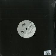 Back View : Barac - LE DANCE SANS EP (VINYL ONLY / REPRESS) - Drumma Records / Drumma020