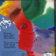 Back View : Ichisan - POLYKARP (LP) - Nang / NANG195