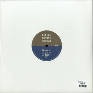 Back View : ILK - FOUR FREQS EP - Repeat Repeat Repeat / RRR006