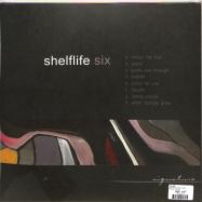 Back View : Calibre - SHELFLIFE 6 (4LP + MP3) - Signature / SIGLP015