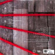 Back View : Isaac Aesili - HIDDEN TRUTHS (LP) - Bastard Jazz / BJLP26
