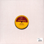 Back View : Silverlining - NEOTROPIQ 003 - Neotropiq / NtQ003