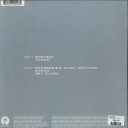Back View : Disclosure - ECSTASY (LTD BLUE COLOURED VINYL) - Universal / 720516