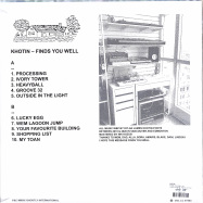 Back View : Khotin - FINDS YOU WELL (LP + MP3) - Ghostly International / GI371LP / 00141947