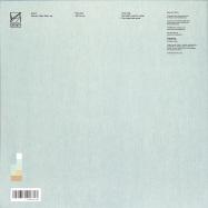 Back View : Scan7 - SOONER THAN LATER EP (180 G VINYL) - Heist Recordings / HEIST050