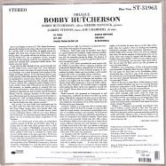 Back View : Bobby Hutcherson - OBLIQUE (TONE POET VINYL) (LP) - Blue Note / 0884051