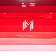 Back View : Milano 84 - MONOCHROMATIC EP (+CD) - Lost Generation Records / LGV001