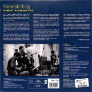 Back View : Norbert Schneider Trio - MONDSÜCHTIG (LTD 10 INCH) - Universal / 8000229