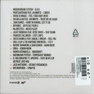 Back View : DJ Holographic - DETROIT LOVE 5 (CD) - Planet E / PEDL5CD / 05207312