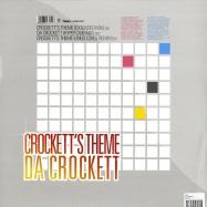 Back View : Lob - Crocketts Theme / Da Crocket - Nebula / NEBT072
