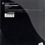 Back View : Random Movement - THICK LIQUID / SABINA - Innerground Records / INN020