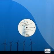 Back View : Elektrodrei - I AM WAH - Ostwind / OW017