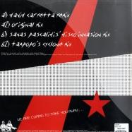 Back View : Puberty Love - X-RAY EYES - Lasergun / lg014
