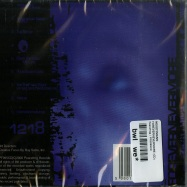 Back View : Moodymann - FOREVERNEVERMORE (CD) - Peacefrog / PFG095CD