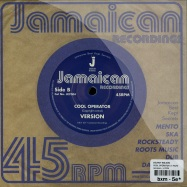 Back View : Delroy Wilson - COOL OPERATOR (7 INCH) - Jamaican / jr7004