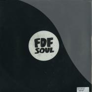 FDF SOUL 1 (BLACK VINYL)
