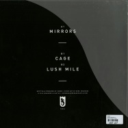 Back View : Ender - CAGE & MIRRORS EP - Seahorse & Castle / SC004