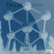 Back View : P.A.L.M - STONE (VINYL ONLY) - Atomium / Atomium000