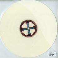 Back View : Sascha Kloeber - I SAY YES (WHITE COLOURED VINYL) - Partina Records / PARTINA03