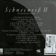 Back View : Various Artists - SCHNEEWEISS 2 , PRES BY OLIVER KOLETZKI (CD) - Stil Vor Talent / SVT120CD