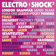 Back View : Various Artists - ELECTRO SHOCK 2 (2 CD DIGIPOCKET) - Because / BEC5161718