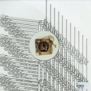 Back View : Rubini - ZEUS - Degustibus Music / Degu 015