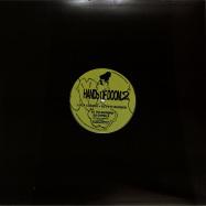 Back View : Luca Lozano + DJ Fett Burger - HANDS OF DOOM 2 EP (REPRESS) - Klasse Wrecks / Wrecks005