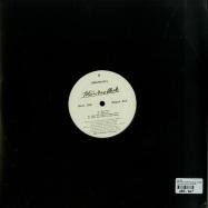 Back View : Hail Blk - HYPNO BLK (TOMOHIKO SAGAE, DATURA DILEMA REMIXES) - Wunderblock Records / WRLTD005