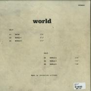 Back View : Shinichi Atobe - WORLD (LP) - DDS / dds019