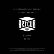 Back View : Qindek - TRAPPIST ONE EP - Artcub Records / ARTC001