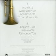 Back View : Studnitzky - KY ORGANIC (LP) - Contamplate Music / CMNLP17003 / 00111280