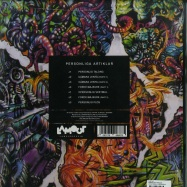 Back View : Slim Vic - PERSONLIGA ARTIKLAR - Lamour Records / LAMOUR050VIN