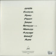 Back View : Sam Paganini - ZENITH LP (2X12 GATEFOLD INCL CD) - JAM / JAM003