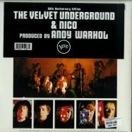 Back View : Velvet Underground - THE VELVET UNDERGROUND & NICO - 50TH ANNIVERSARY (LP) - Verve / 5754987