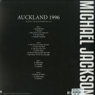 Back View : Michael Jackson - AUCKLAND 1996 (LTD WHITE 2X12 LP) - Parachute  / para123lpltd