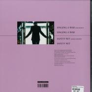 Back View : Richard Davis - SAFETY NET EP (ADA & JARLE BRATHEN RMXS) - A Clean Cut / ACC003
