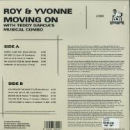 Back View : Roy & Yvonne - MOVING ON (LP) - Liquidator / lq069