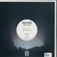 Back View : Maetrik - THE RETURN EP - Clash Lion / CL001
