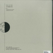 Back View : Albert van Abbe X SP -X - FIGURE JAMS 004 - Figurejams / FIGUREJAMS004