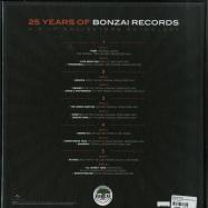 Back View : Various Artists - 25 YEARS OF BONZAI RECORDS (5LP BOX) - Bonzai / BT46119
