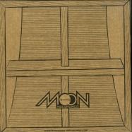 Back View : Bukkha - BURIAL EP - Moonshine Recordings / MS037