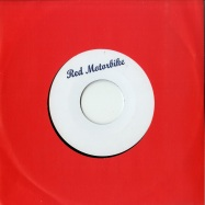 Back View : Eddie C - ATLANTIC JAM / PONDERINGS (7 INCH) - Red Motorbike / Bike018