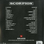 Back View : Drake - SCORPION (2LP) - Republic / 6787494